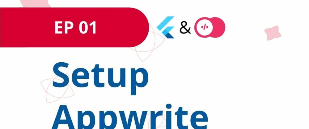 Cover image for Setup Appwrite