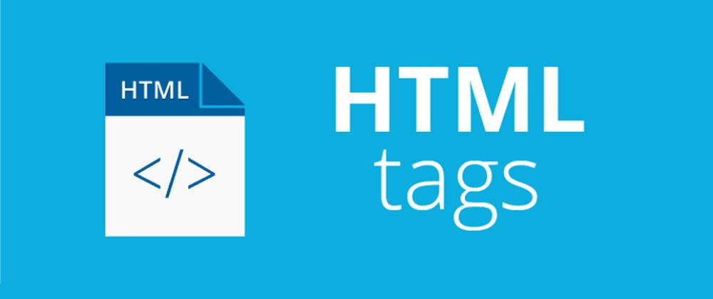 Cover image for HTML tags | ol-ul-li