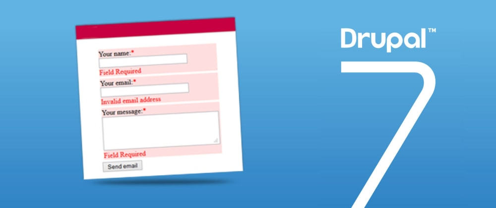 Cover image for Custom module configuration form for Drupal