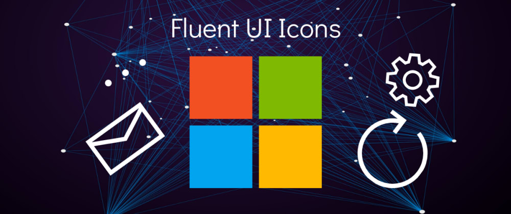 Cover image for 💄 How to use Microsoft Fluent UI Icons on your website?