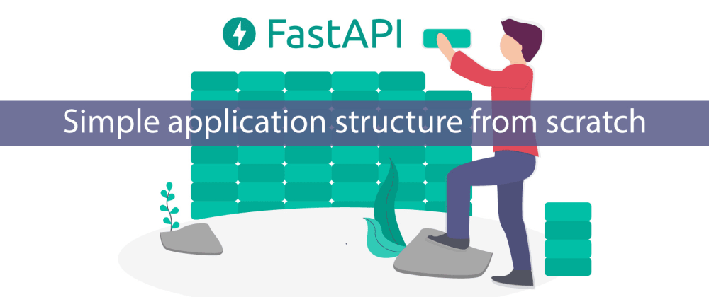 Cover image for FastAPI: Simple application structure from scratch