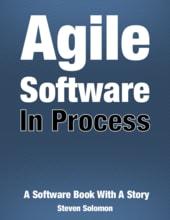 Agile Software In Progress Book Cover
