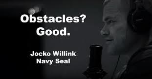 Obstacles: Good!