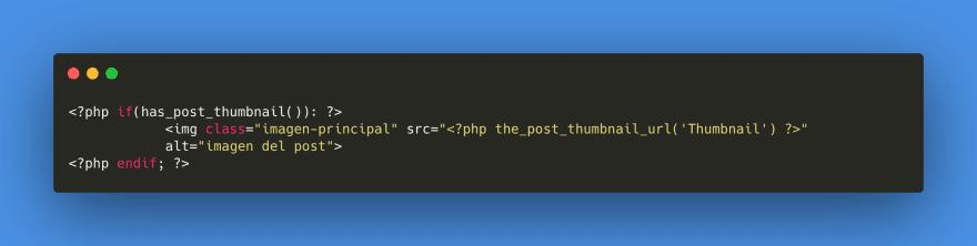 Code post