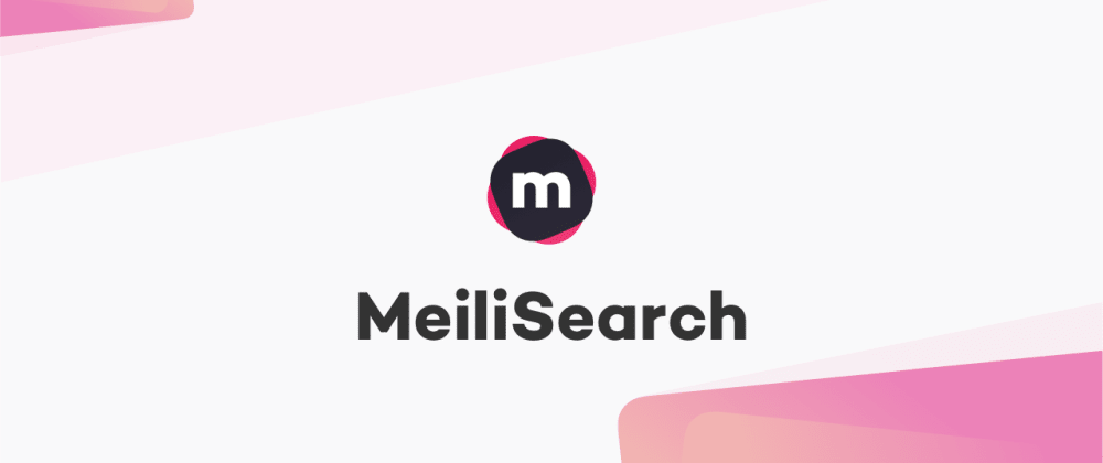 Cover image for Deploy and try Meilisearch in 3 steps - 30 seconds ⏱