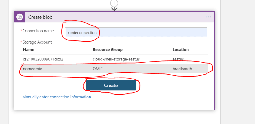 create-connection