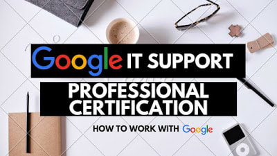 Top 5 IT support Professional Certificates on Coursera