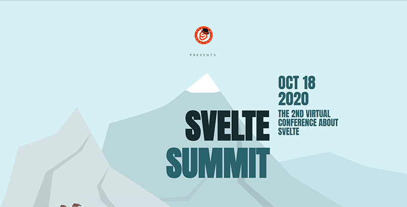 Svelte Summit : the virtual conference about Svelte