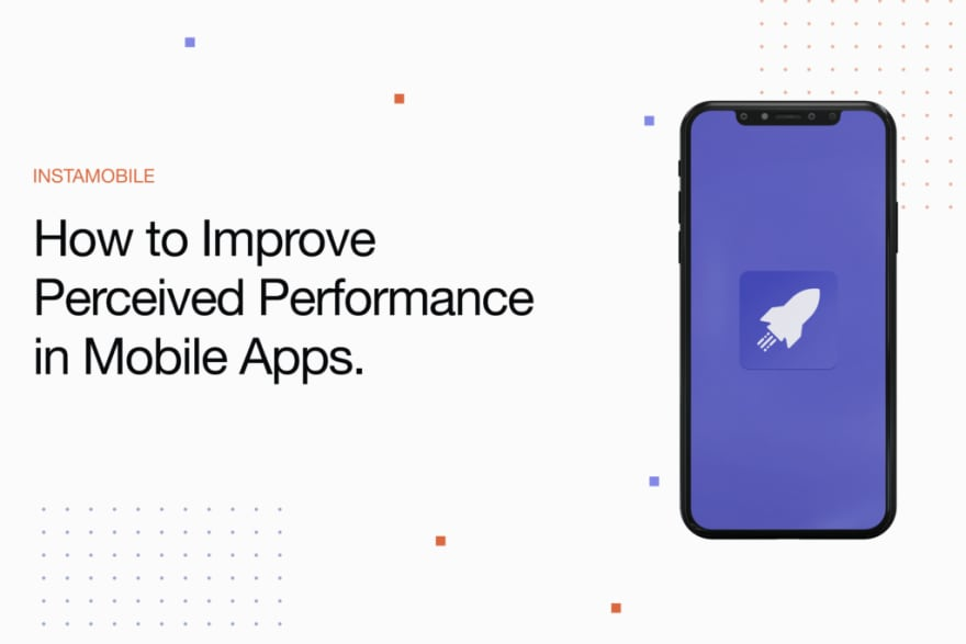 perceived performance mobile