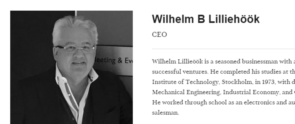 Cover image for All About Wilhelm Lilliehook