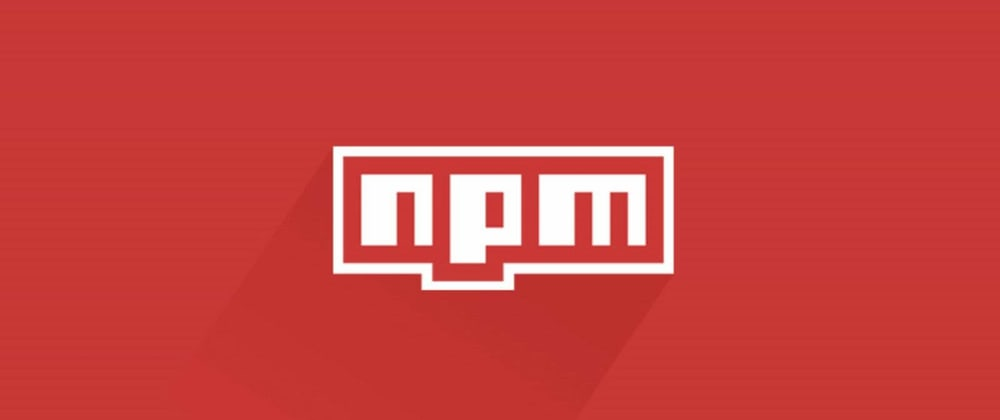 Cover image for NPM Cheat Sheet