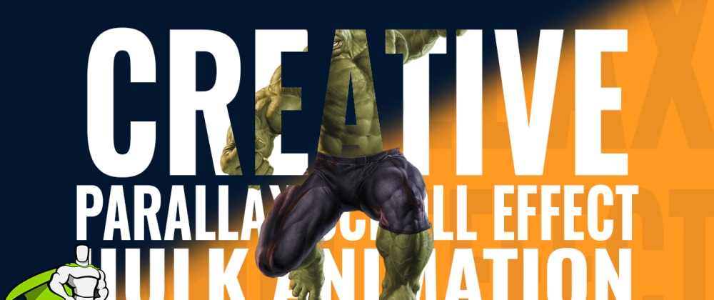 Cover image for How To Create an awesome Parallax Scrolling Effect