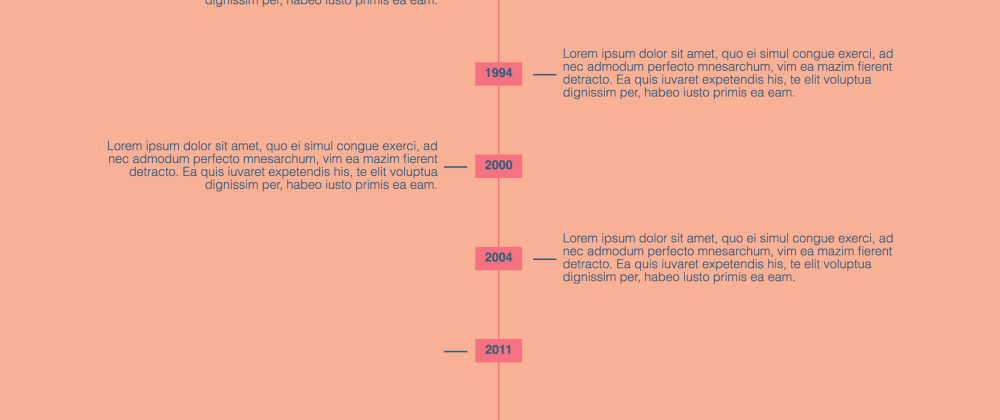 Cover image for Building a Responsive Material Timeline