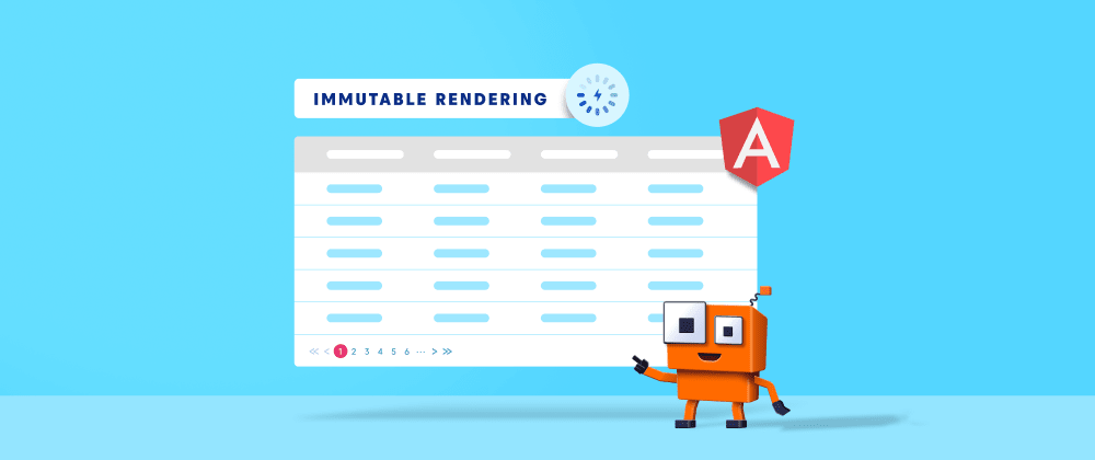 Cover image for How to Update Data Without Rerendering an Entire Grid in Angular