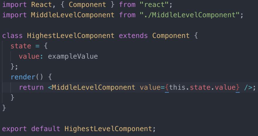 HighestLevelCompenent
