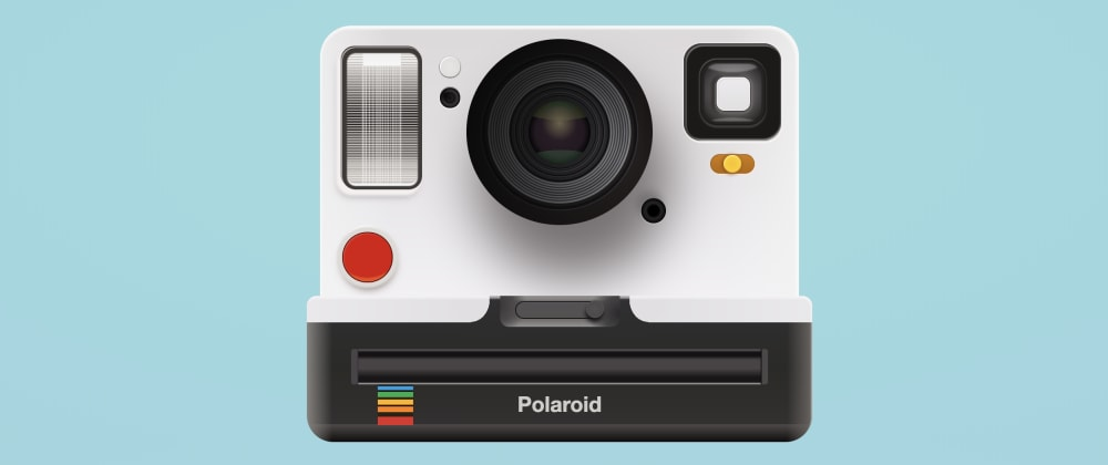 Cover image for 📸✨ Polaroid Camera In CSS