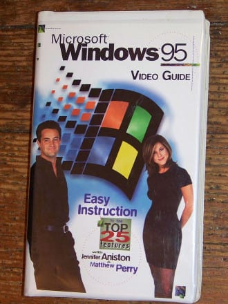 Win95 with friends