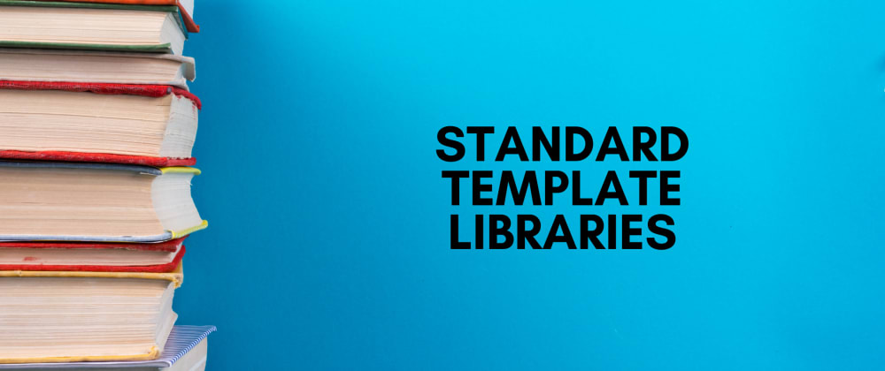 Cover image for Standard Template Library in C++