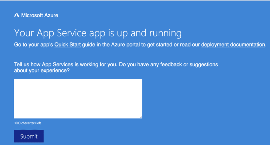 Commit, push, deploy — Git in the Microsoft Azure Cloud