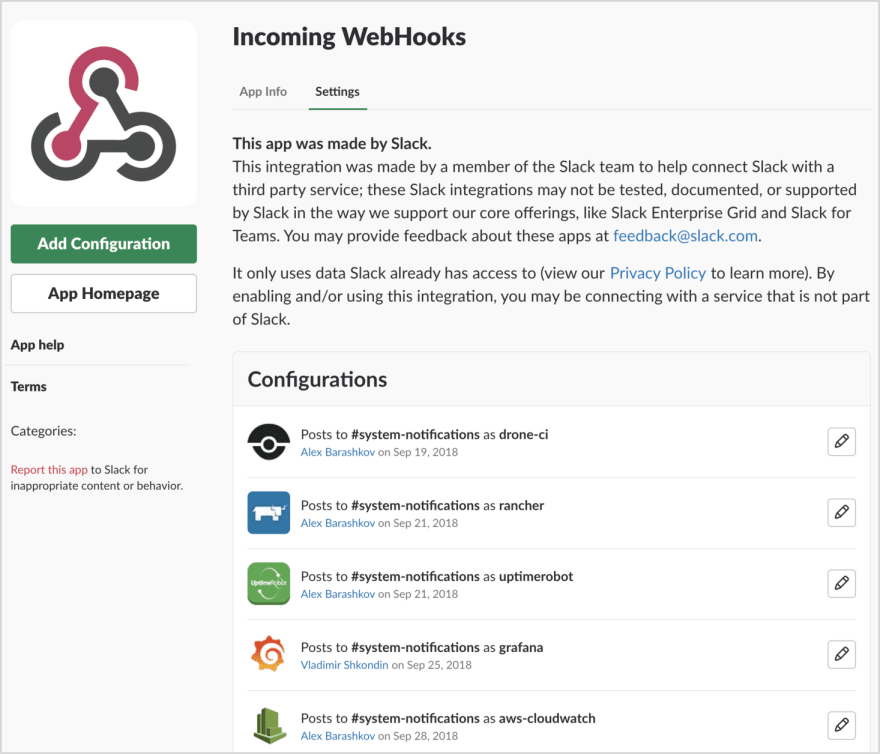 How to send AWS CloudWatch Alarms to Slack - DEV Community