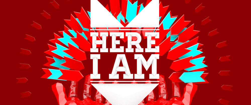 Cover image for Here I Am!