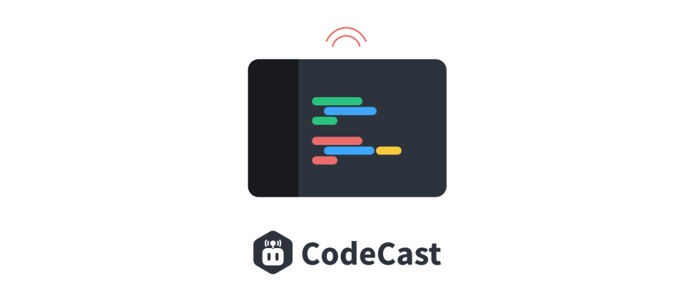 Cover image for CodeCast for streaming your coding session