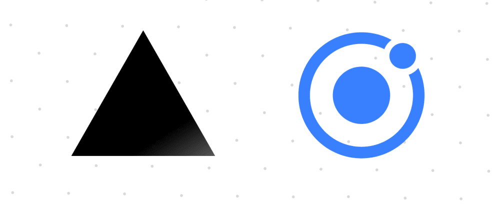 Cover image for Deploying an Ionic PWA to ZEIT
