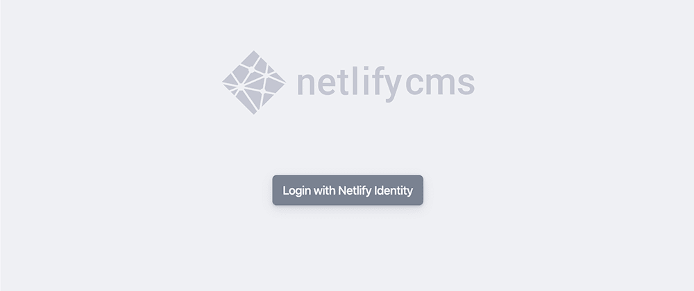 Cover image for Netlify CMS with Gatsby - Best Option with Some Quirks