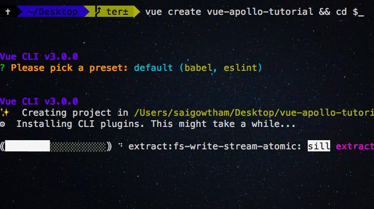 vue-create-app