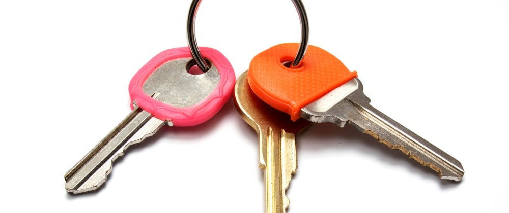 Cover image for How do you store private keys?
