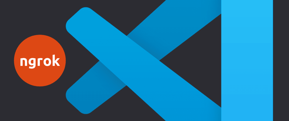 Cover image for I built a VSCode extension: ngrok for VSCode