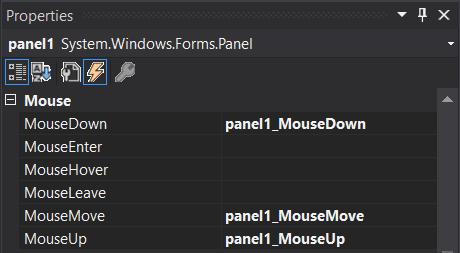 Visual Studio Properties