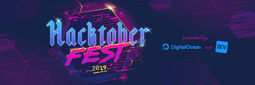 Hacktoberfest Banner