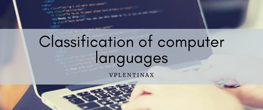 Cover image for Classification of computer languages (II)