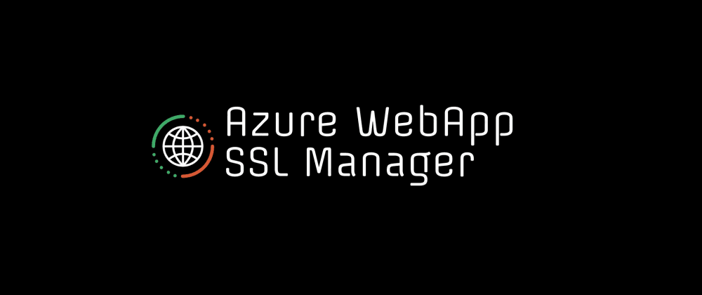 Cover image for FREE auto-renewing SSL Certificates for Azure!
