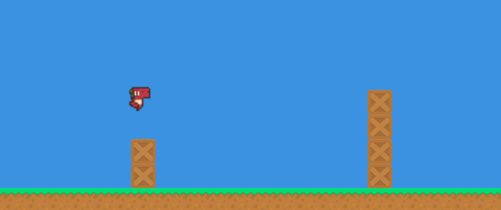 Cover image for Making the Chrome dinosaur game with Phaser