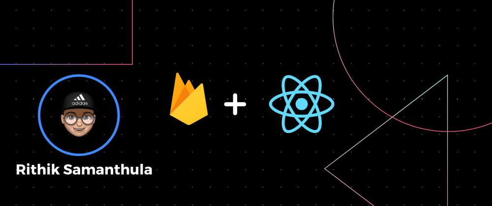 Cover image for How to Host Your React.JS Application to Firebase