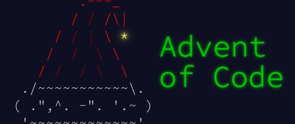 Cover image for 🎄 Advent of Code 2020 🎄: my solutions with JS
