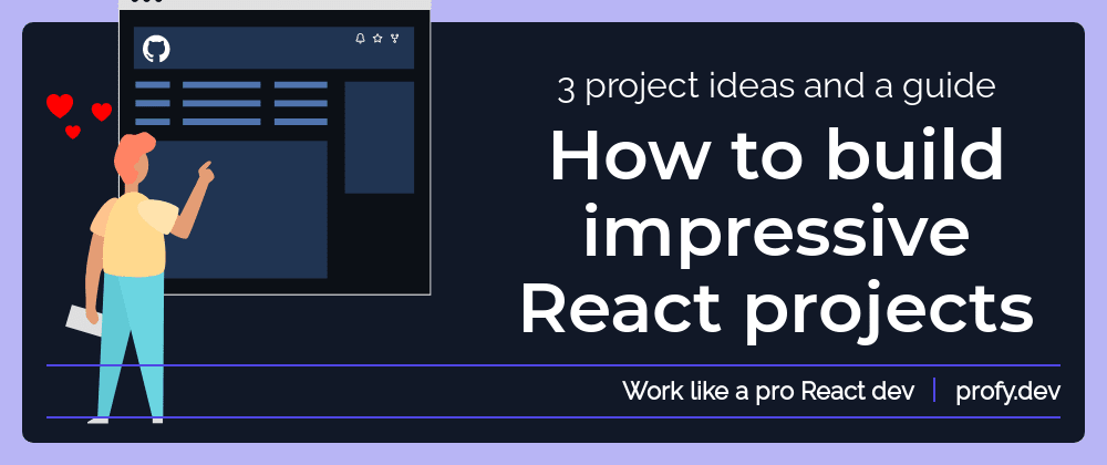 Cover image for Impress hiring managers by presenting your React projects like a pro - Part 2