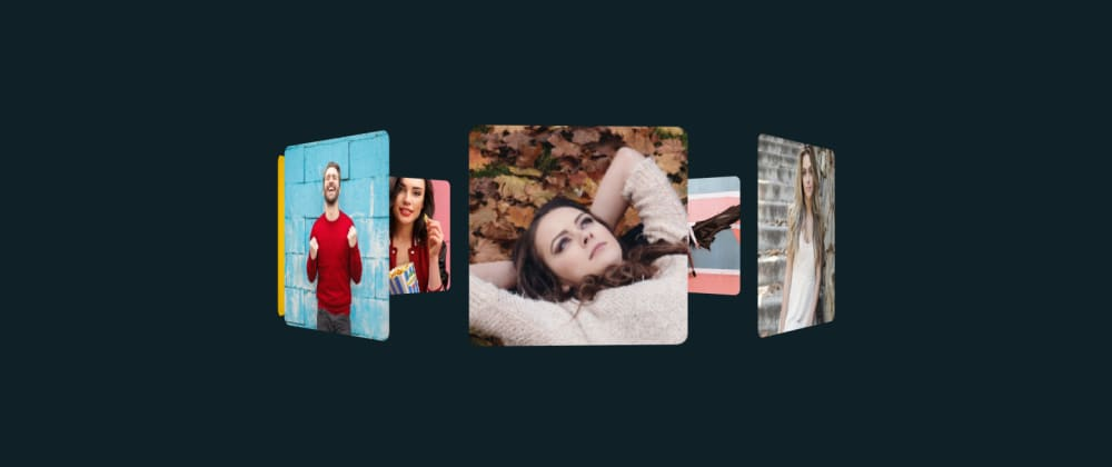 Cover image for Pure CSS 3D Rotating Image Gallery
