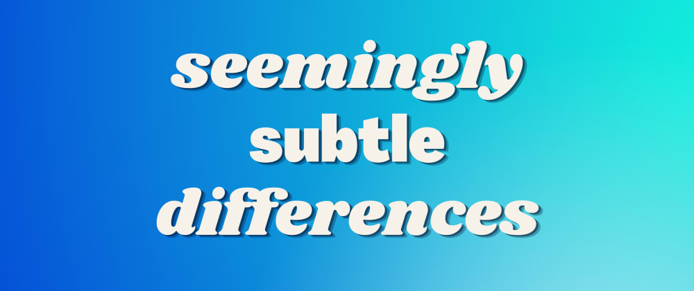 Cover image for Seemingly Subtle Differences: Padding vs. Margin