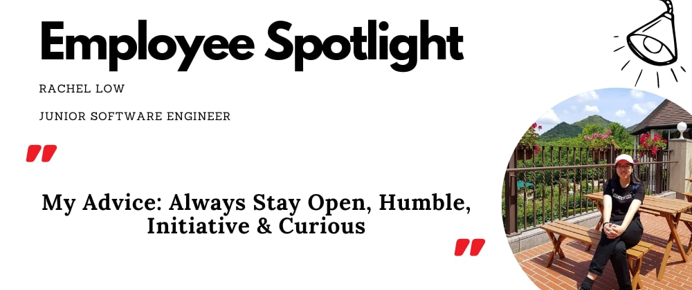 Cover image for Employee Spotlight: Rachel Low