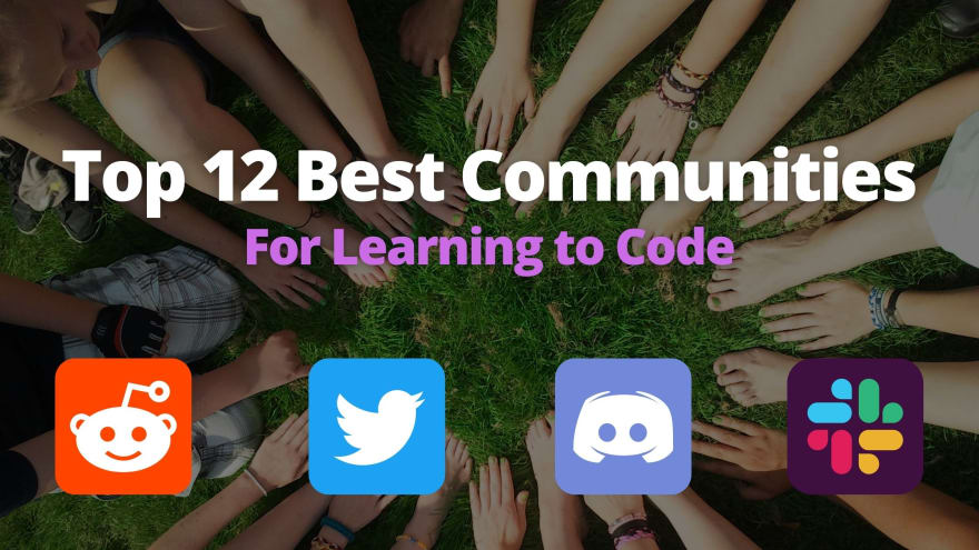 Top 12 Best Communities For Learning to Code
