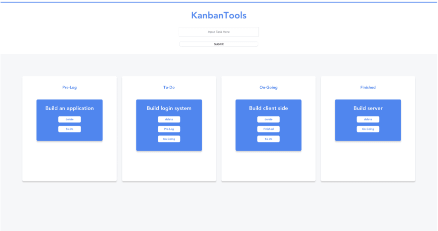 Creating Simple Kanban Application with Vue and Firebase - DEV