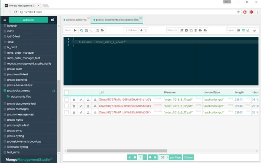 2019 Best MongoDB GUI - MongoDB Management Studio Dashboard - ScaleGrid Blog