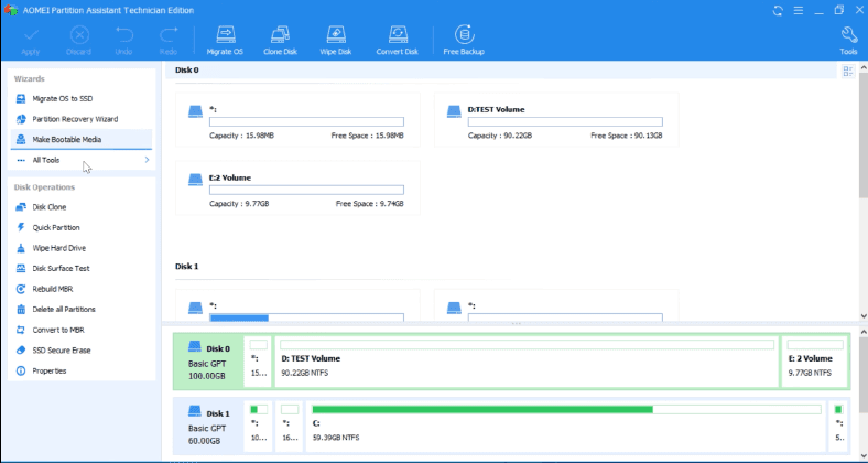 Mistakes in Using Disk Management Utilities