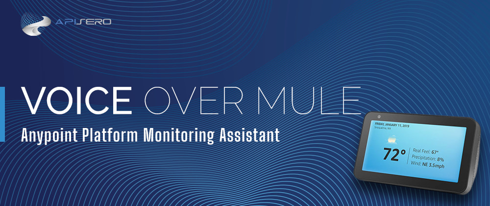 Cover image for Voice Over Mule Connected App
