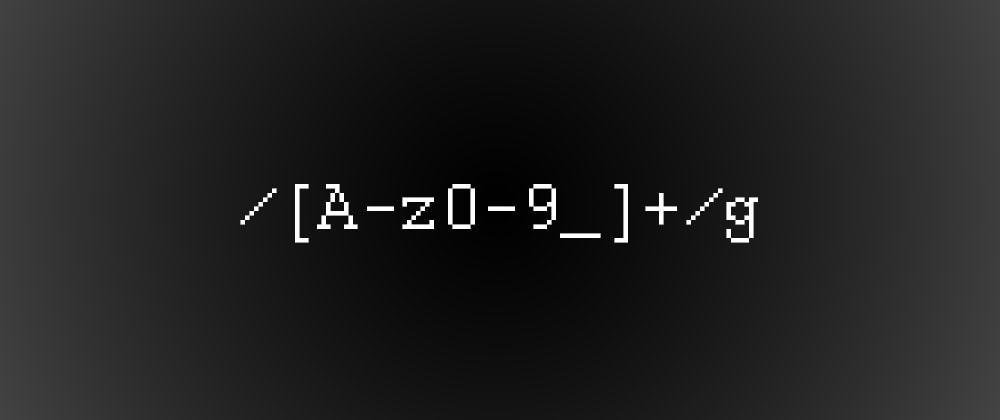 Cover image for Regular Expressions - not so regular!