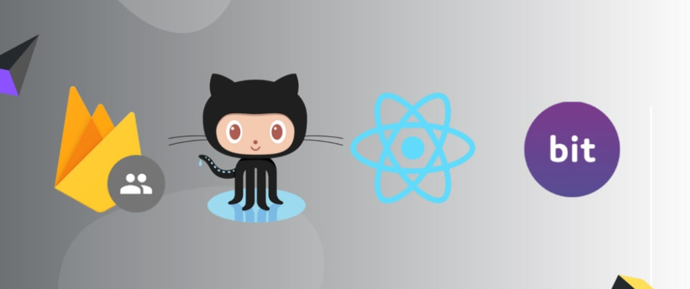 Cover image for Github Authentication with Firebase | React | Bit