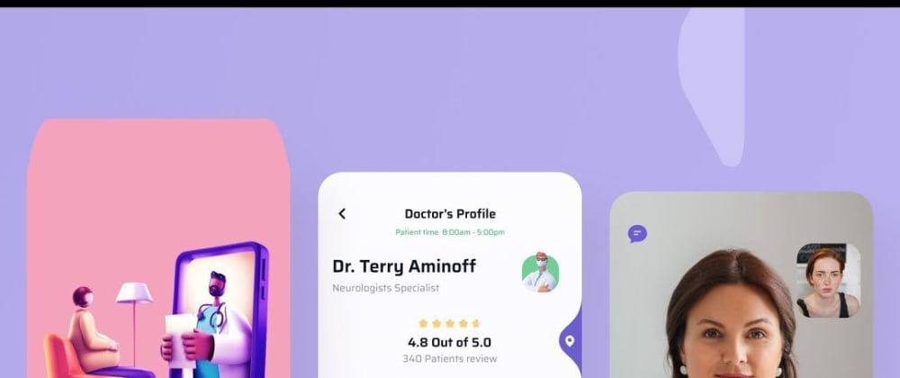 Cover image for Doctor App